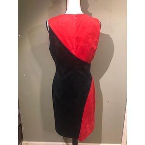 Calvin Klein Dresses - Calvin Klein - Red Black